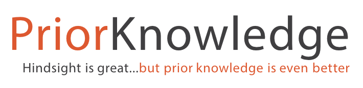 prior knowledge will writers